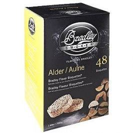 Bradley Smoker - Brikety Olše 120 kusů