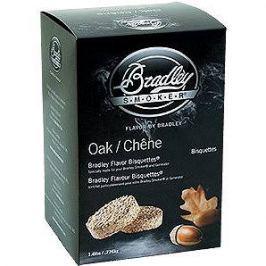 Bradley Smoker - Brikety Dub 120 kusů