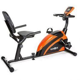 Klarfit Relaxbike 5G oranžový