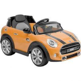 Dětské autíčko Mini Copper – žlutý