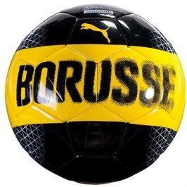 Puma BVB Fan Ball Cyber Yellow-Puma Black vel. 5