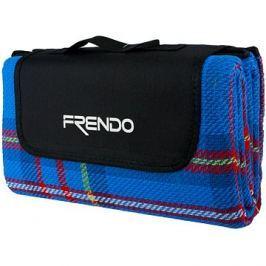 Frendo Picnic Rug-Acrylic 1 Modrá