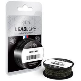 FIN Olověnka Lead Core 45lbs 5m Camo