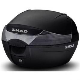 SHAD Vrchní kufr na motorku SH33 černá