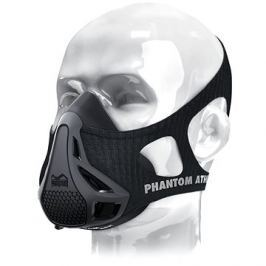 Phantom Training Mask Black/gray M