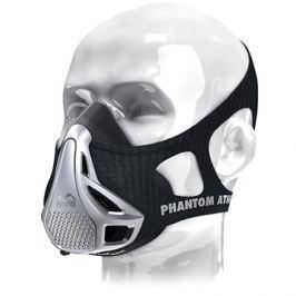 Phantom Training Mask Black/silver M