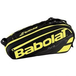 Babolat Pure-Racket Holder X6 bk/fluo yell.
