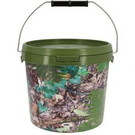 NGT  Small Camo Bucket 5l