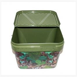 NGT  Medium Camo Bucket Square Deluxe 10l