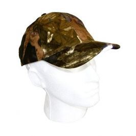 NGT Camo Cap with Led Lights