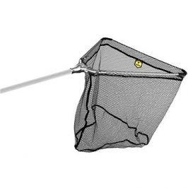 Delphin Podběrák kovový střed, pogumovaná síťka 2,5m 70x70cm