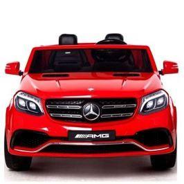 Mercedes-Benz GLS 63 - červené