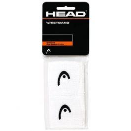 Head Wristband 2.5¨ bílá