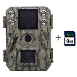 Predator X Camo + 8GB SD karta