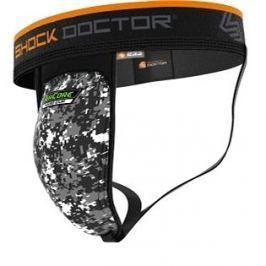 Shock Doctor suspenzor s Hard Cup vložkou 233, černá S