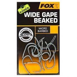 FOX Edges Armapoint Wide Gape Beaked Velikost 4 10ks