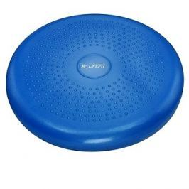 Lifefit Balance cushion 33cm, modrý
