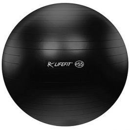 Lifefit anti-burst 55 cm, černý