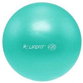 Lifefit overball 20cm, tyrkysový