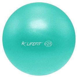 Lifefit overball 25cm, tyrkysový