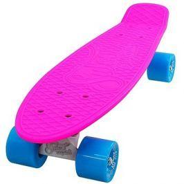 Sulov Neon Speedway růžovo-modro-bílý