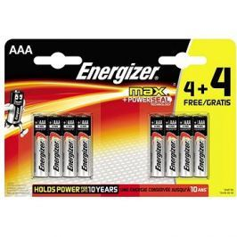 Energizer Max Mikrotužka AAA 4+4