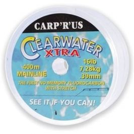 Carp´R´Us Clearwater Xtra Mainline 0,39mm 16lb 400m