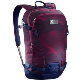Salomon Side 18 Beet Red/Medieval Blue