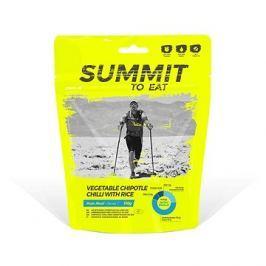 Summit To Eat - Vegetariánské Jalapeno s rýží