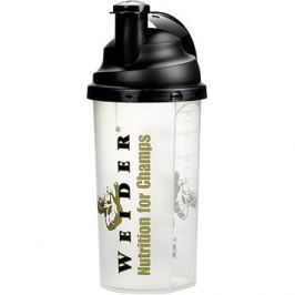 Weider Šejkr transparent 700ml