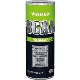 Weider BCAA RTD citron-limetka 250ml