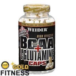 Weider BCAA + L-Glutamine 180kapslí