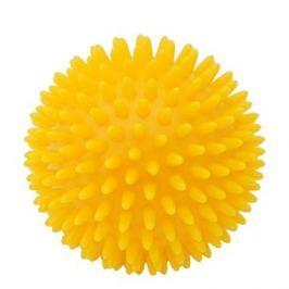 Kine-MAX Pro-Hedgehog Massage Ball  - žlutý