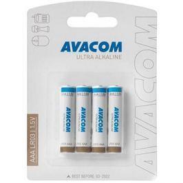 AVACOM Ultra Alkaline AAA 4ks v blistru