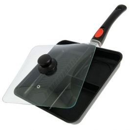 NGT Multi Section Frying Pan with Lid