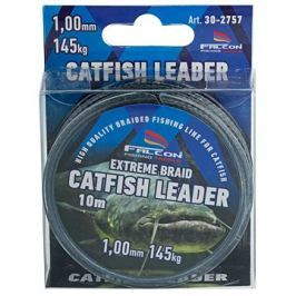 Falcon Catfish Leader Extreme Braid 1,00mm 145kg 10m