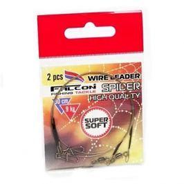 Falcon Wire Leader Spider 9kg 30cm 2ks