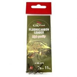 Falcon Fluorocarbon Leader 9kg 25cm 2ks