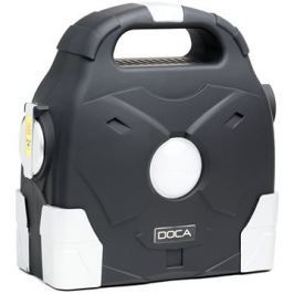 DOCA Powerbank 95000mAh černá