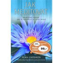 Jak meditovat: Praktický návod, jak se spřátelit se svou myslí