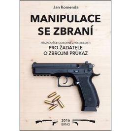 Manipulace se zbraní při zkoušce odborné způsobilosti: pro žadatele o zbrojní průkaz
