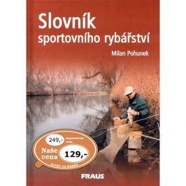 Slovník sportovního rybářství: Více než 2000 hesel a téměř 300 vyobrazení