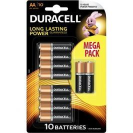 Duracell Basic AA 10 ks