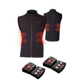 Lenz Heat vest 1.0 dámská + liithium pack rcB1800