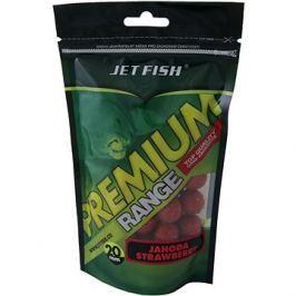 Jet Fish Boilie Premium Jahoda 20mm 250g