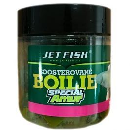 Jet Fish Boosterované boilie Special Amur Luční tráva 20mm 120g