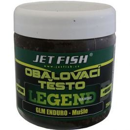 Jet Fish Těsto obalovací Legend GLM Enduro + Mušle 250g
