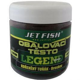 Jet Fish Těsto obalovací Legend Kořeněný tuňák + Broskev 250g
