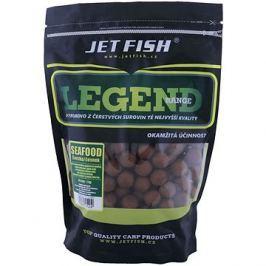 Jet Fish Boilie Legend Seafood + Švestka/Česnek 20mm 1kg
