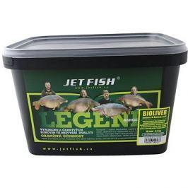 Jet Fish Boilie Legend Bioliver + Ananas/N-Butric Acid 16mm 2,7kg